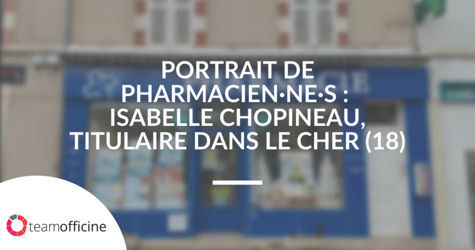 pharmacie chopineau