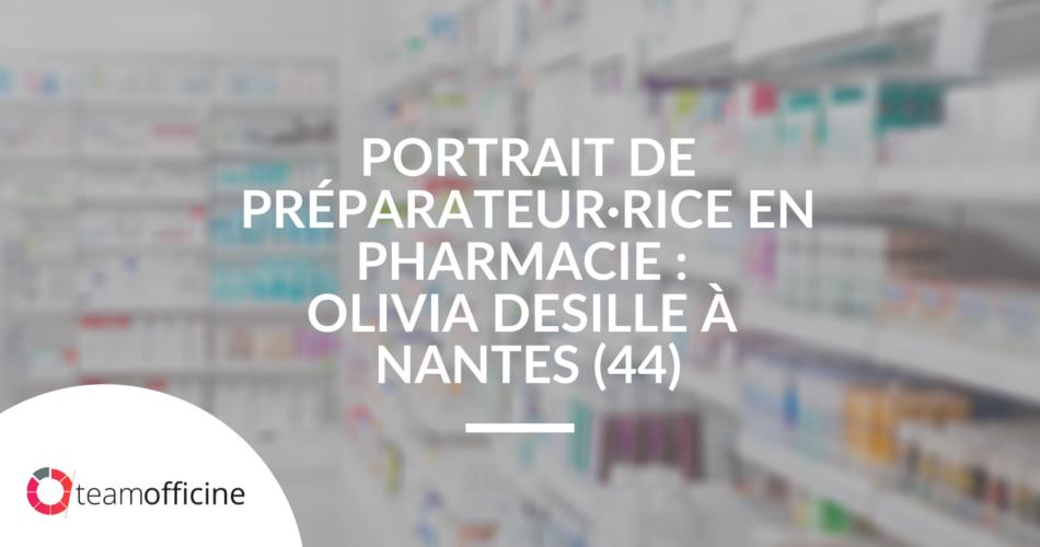 emploi préparateur en pharmacie